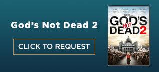 God's Not Dead II
