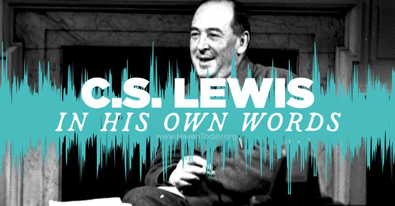 cs-lewis-in-his-own-words