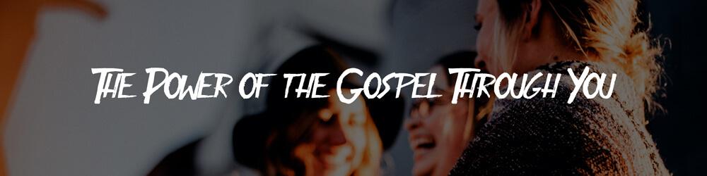 gospel-through-you