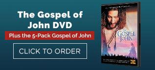 Gospel of John DVD